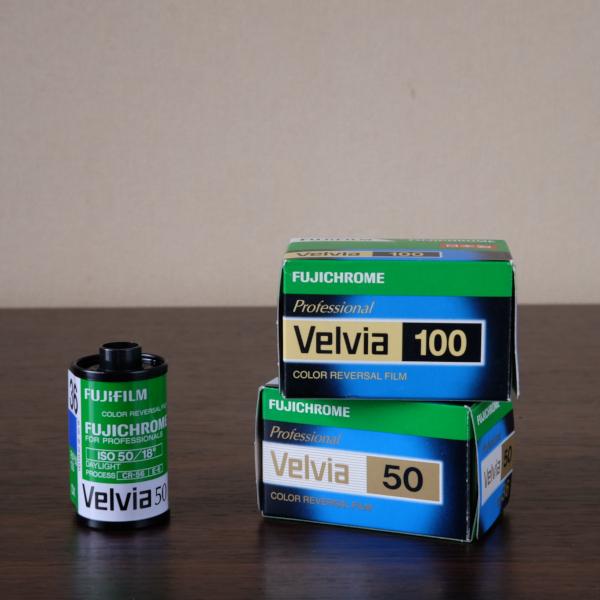 ベルビア50・100フィルムレビュー 実はそこまで高彩度ではない