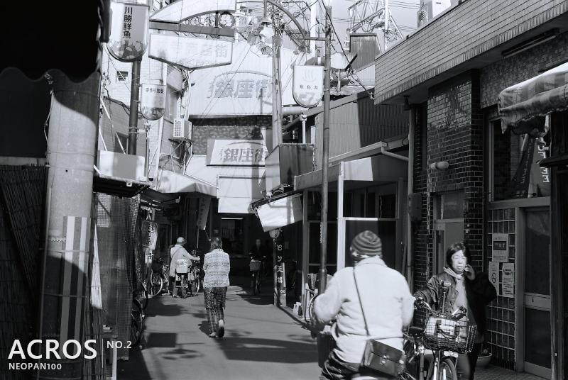 富士フィルムアクロス2作例 「2」になってもアクロスでした。